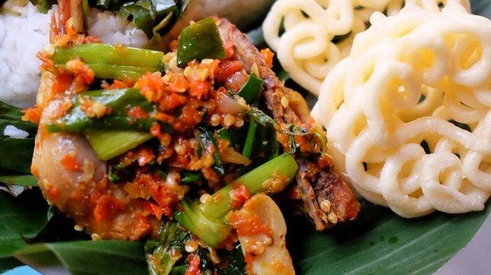 7 Tempat Kuliner Pedas Di Semarang Ada Usus Mercon Hingga Ayam Rambut Setan Halaman All Tribun Travel