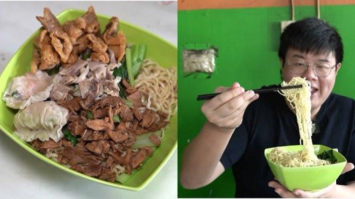 Mi Ayam Unik di Petamburan Jakarta, Punya Menu Rahasia Gratis Buat Pengunjung