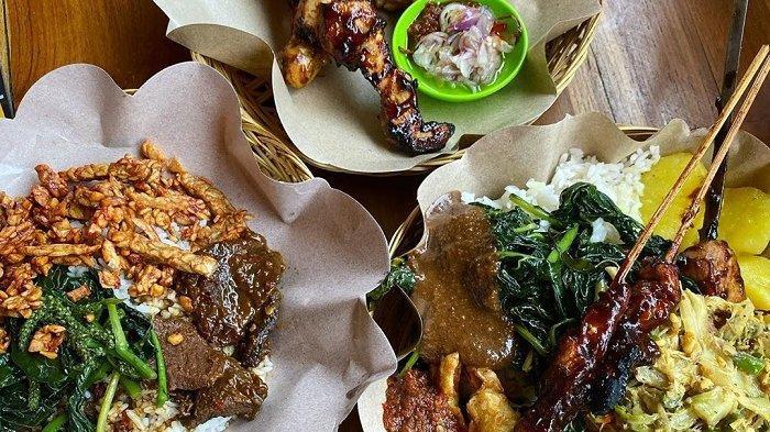 10 Kuliner Malam di Bali, Ada Nasi Lawar Men Tingen hingga Ayam Betutu