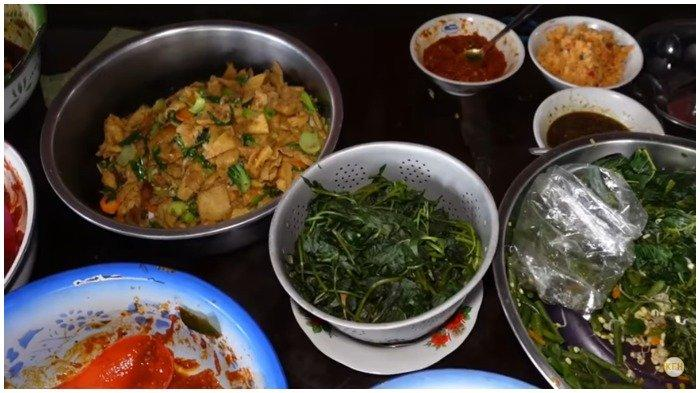 Warung Makan Murah Meriah di Sukoharjo, Ambil Sepuasnya Cuma Rp 5 Ribu yang Penting Habis