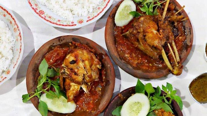 6 Penyetan Enak di Surabaya untuk Makan Malam, Termasuk Sego Sambel Mak Yeye yang Terkenal