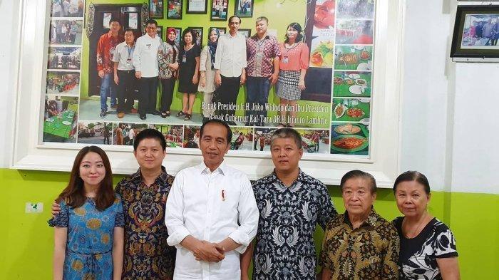 Jadi Langganan Jokowi dan Para Menteri, Warung Teras Tarakan Raih Omzet Ratusan Juta per Bulan