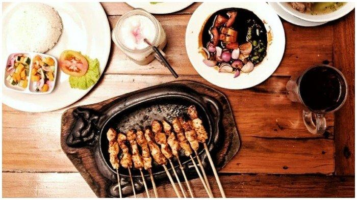 Icip Lezatnya Sate Kambing di Warung Sate Shinta, Kuliner Legendaris di Sekitar Taman Safari Bogor