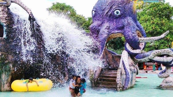 Harga Tiket Masuk Water Kingdom Mekarsari untuk Liburan Akhir Pekan Beserta Promo Januari 2021