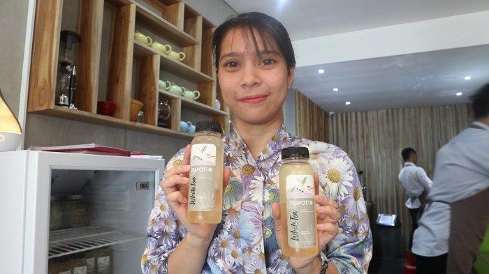 Pengunjung di Teapotto Bandung Bisa Cicipi Beragam Jenis Teh Nusantara dan Belajar Sejarah Teh