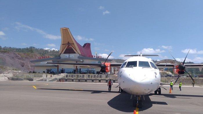 TRAVEL UPDATE: Jokowi Resmikan Bandara Buntu Kunik, Diyakini Wisata Toraja Semakin Berkembang