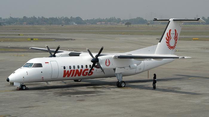 Wings Air Buka Rute Penerbangan Baru dari Pontianak ke Pangkal Pinang