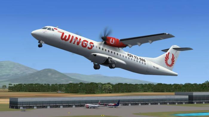 Wings Air Segera Buka Rute dan Jadwal Terbang Trans-NTT dari Kupang Menuju Ruteng