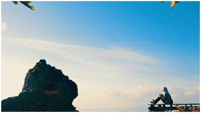 Mengintip Legenda Watu Goyang, Wisata Alam yang Hits di Bantul, Yogyakarta
