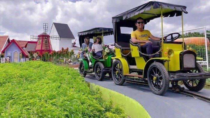 Harga Tiket Masuk Batu Love Garden Terbaru 2021, Tempat Wisata Instagramable di Malang