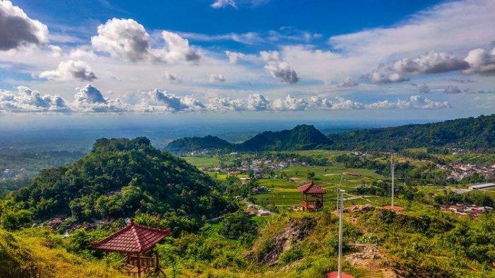 Harga Tiket Masuk ke Gunung Gamping Karanganyar, Cocok untuk Liburan Akhir Pekan