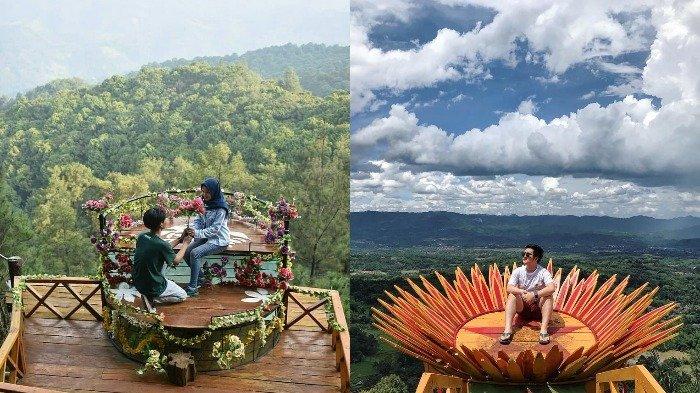 Pabangbon, Kawasan Hutan Pinus di Bogor yang Tawarkan Beragam Spot Instagramble untuk Pengunjung