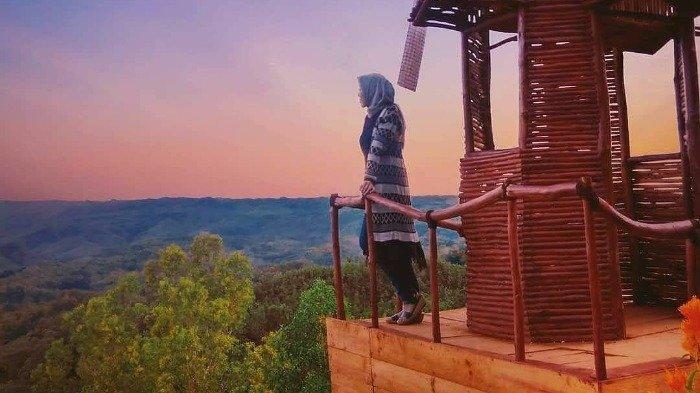 Harga Tiket Masuk Wisata Seribu Batu Songgo Langit, Cocok untuk Kamu Para Fotogenik