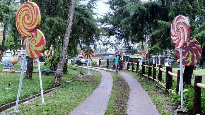 Harga Tiket Masuk Tawangmangu Wonder Park untuk Libur Tahun Baru 2021