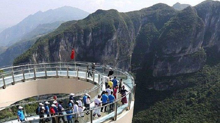 8 Tempat Wisata di Chongqing yang Menarik Dikunjungi Saat Liburan ke China
