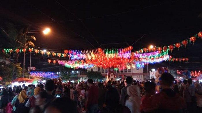 Mulai Pukul 18.00 WIB, Kawasan Pasar Gede Solo Ditutup untuk Perayaan Malam Tahun Baru Imlek