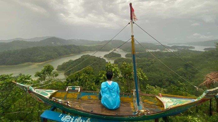 Jelajah Bukit Matang Kaladan, Tempat Wisata Instagramable di Kalimantan Selatan