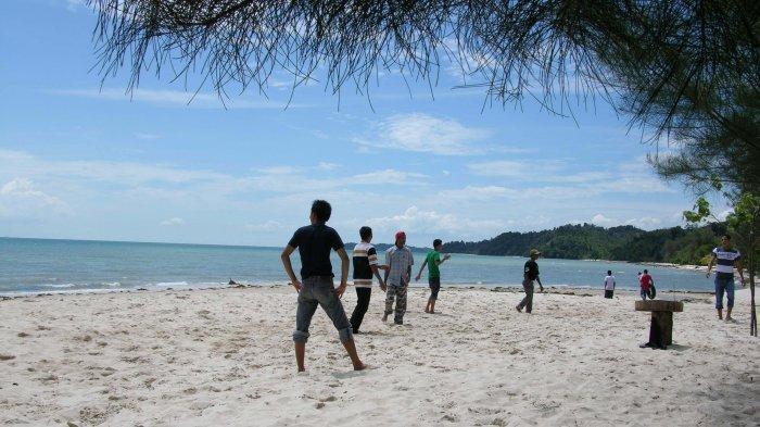 Eksotisme Pantai Melur, Tempat Wisata Instagramable di Batam Kepulauan Riau