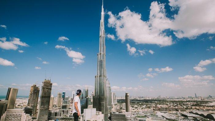 Fakta Unik Gedung Tertinggi di Dunia yang Ada di Dubai, Butuh 3 Bulan untuk Bersihkan Semua Jendela