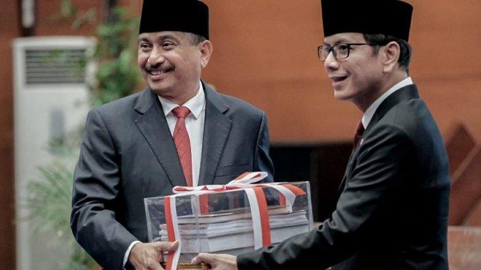 Wishnutama Resmi Jadi Menteri Pariwisata dan Ekonomi Kreatif, Arief Yahya: Saya Pamit