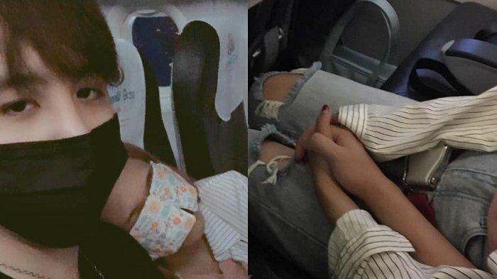 Berawal dari Turbulensi di Pesawat, Dua Penumpang Ini Jadi Sepasang Kekasih