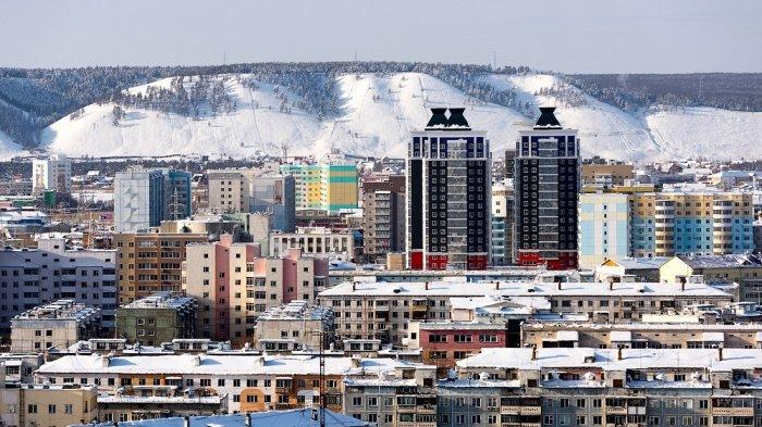 Bersuhu Extrem hingga -40 Derajat, Ini yang Buat Warga Yakutsk Betah Tinggal di Kota Terbeku Dunia