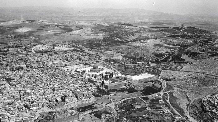 Selalu Jadi Rebutan Antara Palestina & Israel, Ini 10 Fakta Sejarah Yerusalem Kota Suci 3 Agama