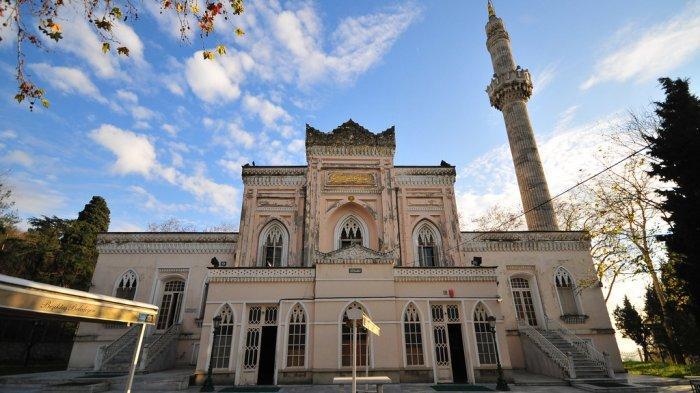 Hamidiye Camii, Masjid di Turki Berdesain Surga yang Digambarkan dalam Al Quran