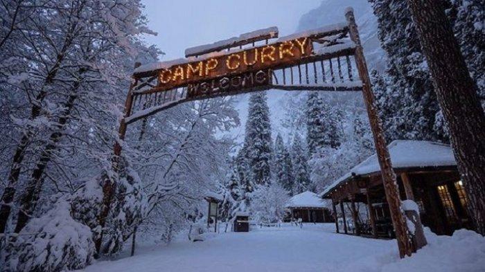 Mulai 8 Februari, Taman Nasional Yosemite California Terapkan Sistem Reservasi bagi Para Wisatawan