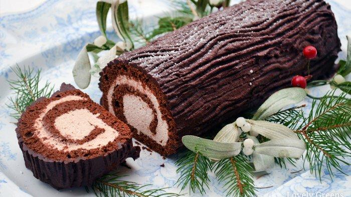 Kenapa Kue Natal di Eropa Berbentuk Seperti Batang Kayu?