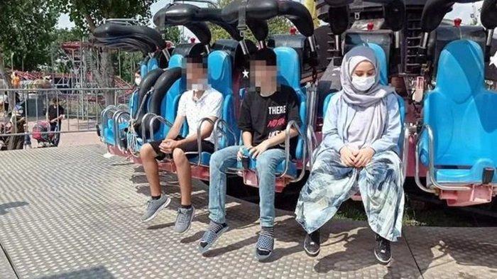 Tragis Remaja Tewas Usai Tersedak Muntahannya Sendiri saat Naik Wahana Roller Coaster