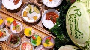 Promo All You Can Eat di The Manohara Hotel Yogyakarta, Harga Cuma Rp 99.999