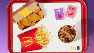 Heboh Kemasan BTS Meal McDonalds Dijual Online, Harga Mencapai Rp 2,5 Juta