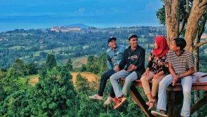 Ngabuburit di Bukit Geulis Bogor, Bisa Nikmati Suasana Sejuk hingga Berburu Spot Foto Instagramable