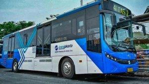 Rute TransJakarta yang Beroperasi Selama Pergantian Tahun Baru 2021