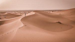 Satu Keluarga Ditemukan Tewas Karena Kelaparan di Gurun Libya