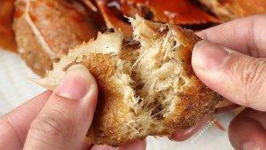 Icip Lezatnya Kepiting Buncit, Dagingnya Lembut Dipadu Cangkang Renyah yang Bisa Dimakan