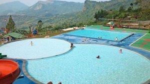 Berenang di Infinity Pool dan 5 Aktivitas Seru di Nirvana Valley Resort Bogor