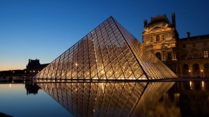 Tutup Selama Pandemi, Museum Louvre Lakukan Sejumlah Proyek Renovasi
