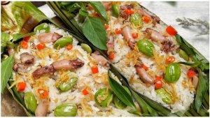 Resep Nasi Bakar Teri Kemangi Pete, Hidangan Lezat ala Sunda yang Beraroma Harum