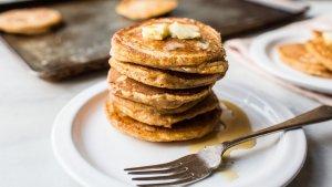 Resep Pancake Pisang, Menu Sarapan Praktis Cuma Butuh 4 Bahan
