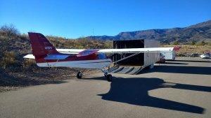 Pesawat Dicuri dari Bandara Saat Malam Tahun Baru, Polisi Arizona Lakukan Penyelidikan