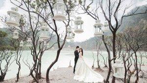 HTM dan Harga Photo Shoot Prewedding di Kawah Putih Ciwidey Terbaru 2021
