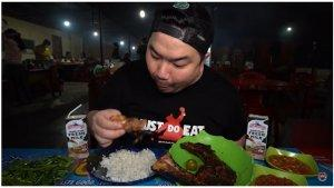 Mencicipi Kelezatan Rahang Ikan Tuna di RM Rahang Tuna Om Iker Manado, Dijamin Nagih