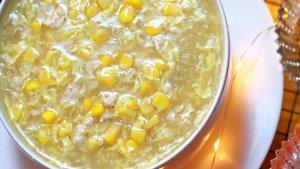 Menu Buka Puasa: Resep Sup Jagung Telur Creamy ala Restoran, Bikinnya Cuma 10 Menit