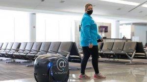 Bandara di Amerika Serikat ini Luncurkan Robot Canggih untuk Antar Makanan ke Penumpang