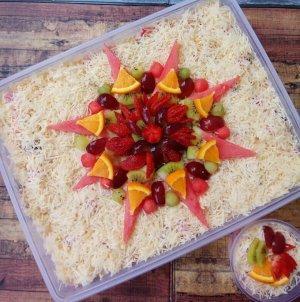 Resep Salad Buah Segar dan Sehat, Praktis Dibuat Cuma Butuh 20 Menit