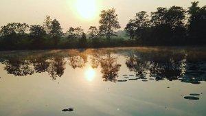 Ngabuburit Seru di Situ Burung, Bisa Ngobrol Santai Sambil Menikmati Sunset