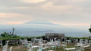 Jelajah Taman Fathan Hambalang, Negeri di Atas Awannya Bogor