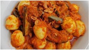 Resep Telur Puyuh Bumbu Rujak, Masakan Sederhana dan Lezat untuk Menu Sahur